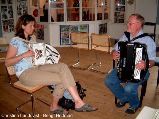 07 Christina Lundqvist - Bengt Hedman