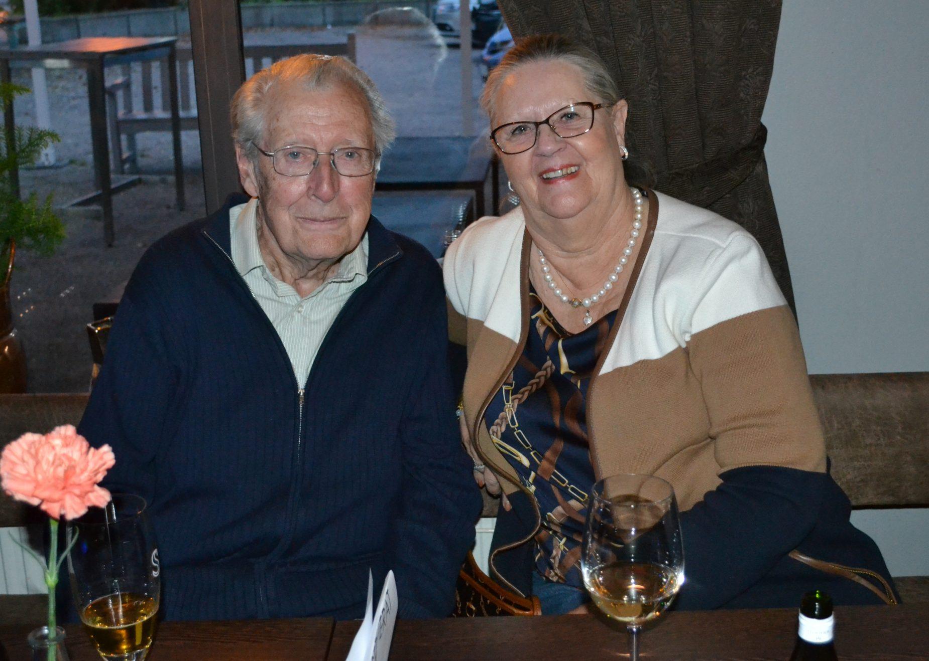 Bo Gäfvert och Lena Jularbo-Brauner