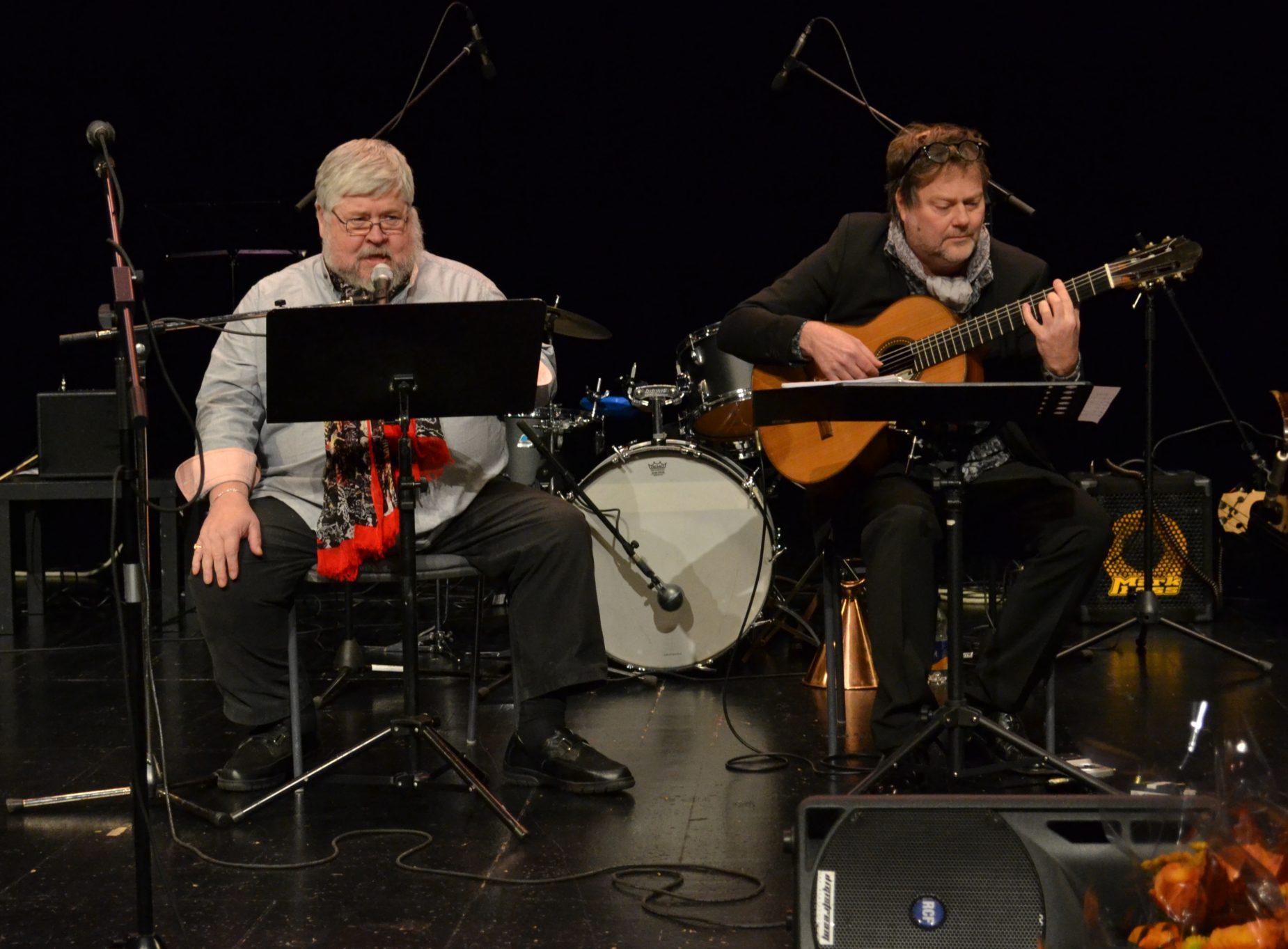 Peter Harryson o Bengt Magnusson